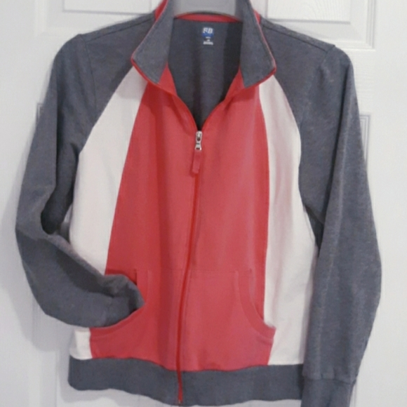 Saint John's Bay Active Jackets & Blazers - SJB Active Zip-up Jacket  Sz L/Petite